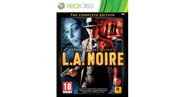 L.A. Noire: The Complete Edition Xbox 360