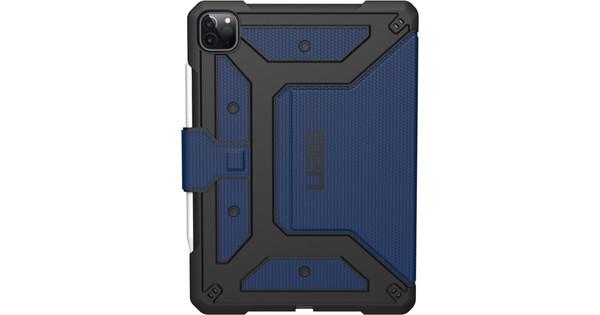 UAG Metropolis Apple iPad Pro 12,9 inch (2020) Book Case Blauw