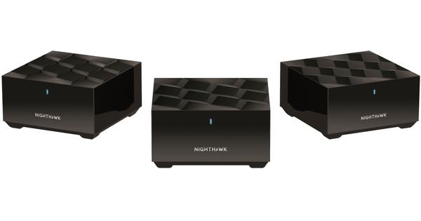 Netgear Nighthawk MK63 Multi-room WiFi 6 3-pack