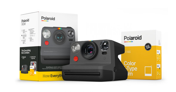 Polaroid Now Everything Box Zwart