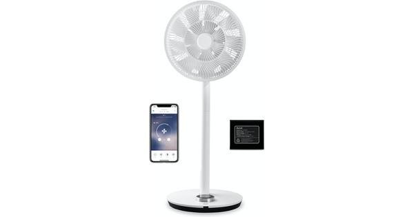 Duux Whisper Flex Smart Wireless White