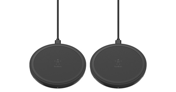 Belkin Boost Up Wireless Charger 10W Duo Pack