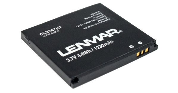 Lenmar Battery HTC HD2 1230 mAh + Thuislader