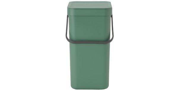 Brabantia Sort & Go 12 Liter Groen