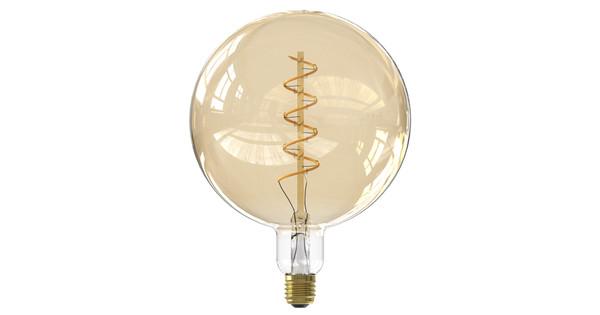 Calex wifi Smart XXL G200 Globelamp Goud E27
