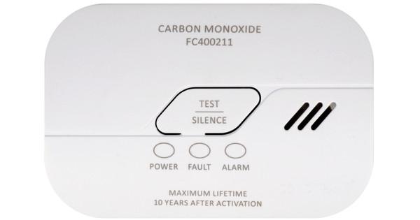 Elro FC4002 Koolmonoxidemelder (10 jaar)