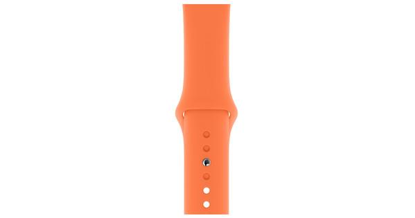 Apple Watch 38/40mm Silicone Watch Strap Sport Vitamin C