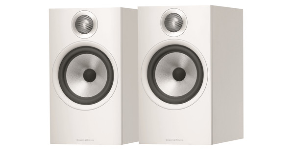 Bowers & Wilkins 607 White (per pair)