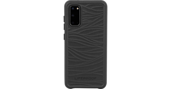 LifeProof WAKE Samsung Galaxy S20 Back Cover Black