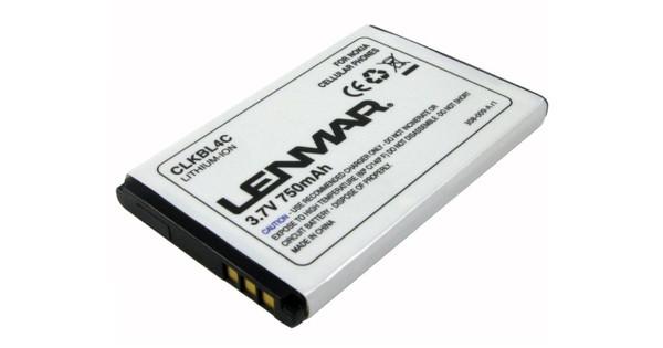 Lenmar Battery Nokia BL-4C 750 mAh + Thuislader