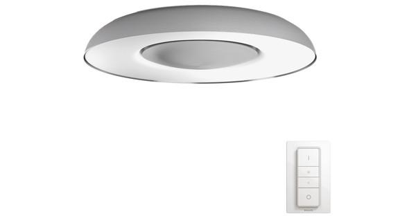 Philips Hue Still plafondlamp White Ambiance aluminium