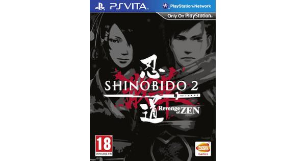 Shinobido 2: Revenge of Zen PS Vita