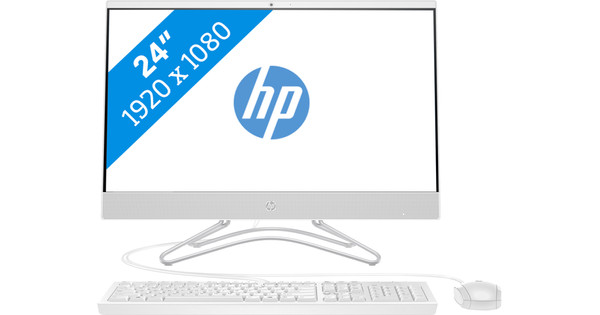 HP 24-df0007nd All-in-One