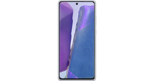 Samsung Galaxy Note 20 Back Cover Kvadrat Gray