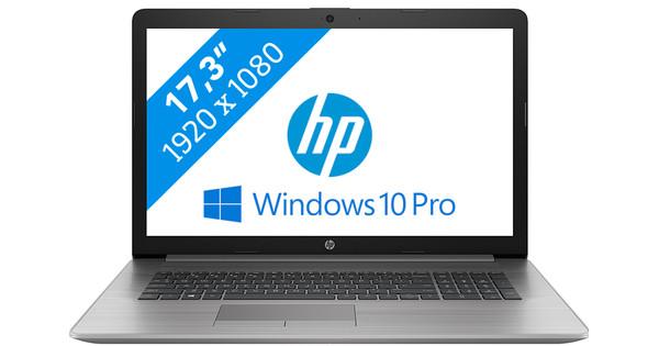 HP 470 G7 i5-8gb-256GB + 1TB 3Y