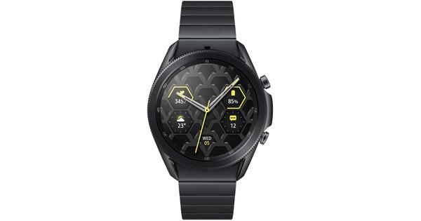 Samsung Galaxy Watch3 Black 45mm Titanium