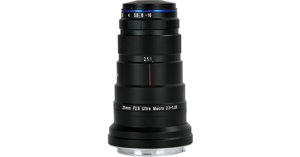 Venus LAOWA 25mm f/2.8 2.5-5x Ultra-Macro Lens Nikon Z