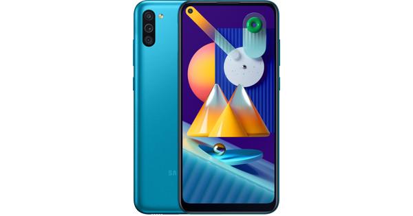 Samsung Galaxy M11 32GB Blauw
