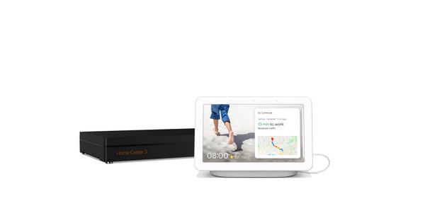Fibaro Home Center 3 + Google Nest Hub Voucher