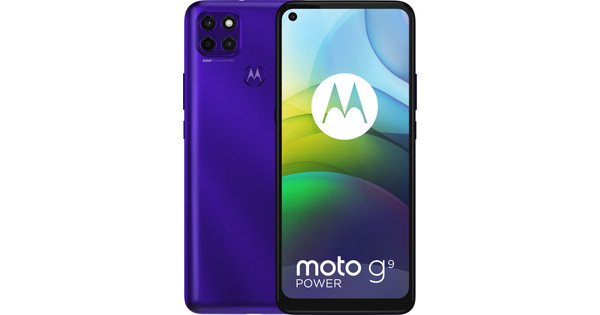 Motorola Moto G9 Power 128GB Purple
