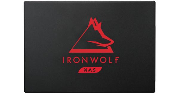 Seagate IronWolf 125 500 GB