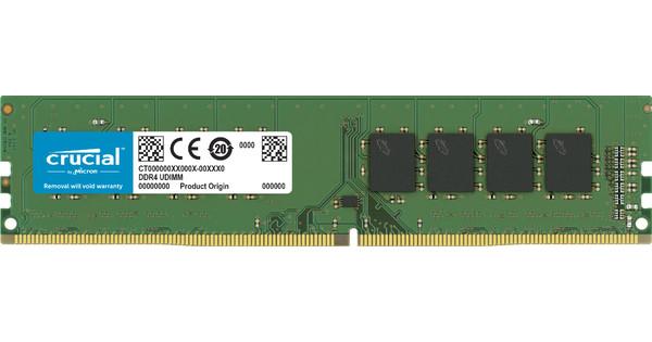 Crucial 16GB 3200MHz DDR4 SODIMM Dual Rank (1x16GB)