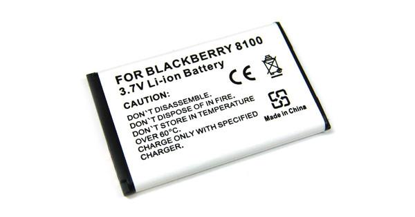 Veripart Battery C-M2 Blackberry 8100/8110/8120 + Thuislader