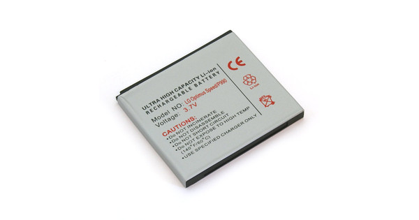 Veripart Battery LG P990 Optimus Speed + Thuislader