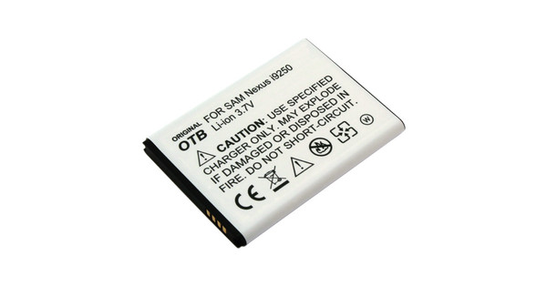 Veripart Battery Samsung Galaxy Nexus I9250 + Thuislader