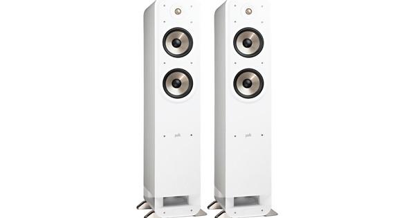 Polk Audio Signature S50E Wit (per paar)