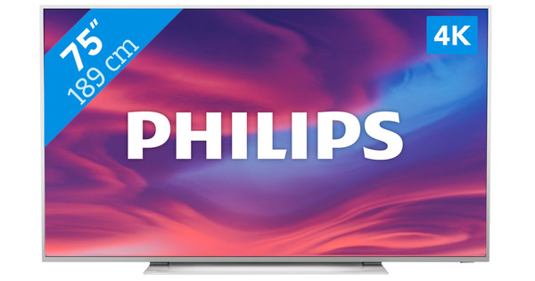 Philips The One (75PUS7354) - Ambilight