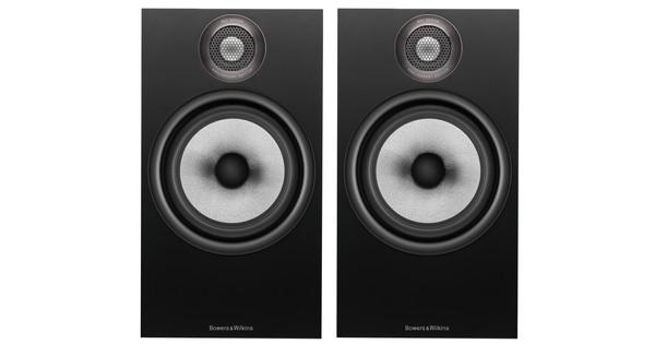 Bowers & Wilkins 606 S2 Black (per pair)