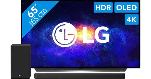 LG OLED65CX6LA (2020) + Soundbar
