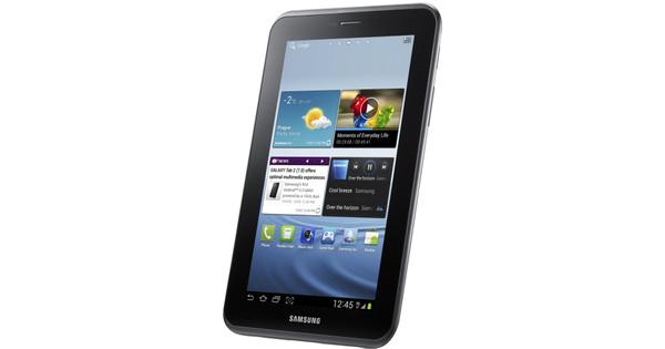 Samsung Galaxy Tab 2 7.0 Wifi + 3G Titanium Silver