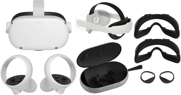Oculus Quest 2 64GB meer comfort pakket