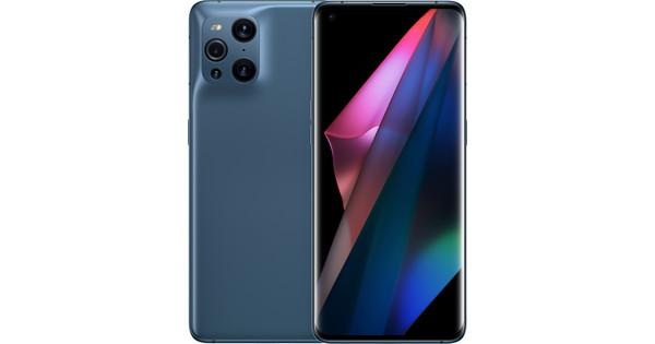 OPPO Find X3 Pro 256GB Blauw 5G