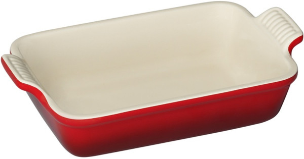 Le Creuset Gratin dish 31/26 Cherry red