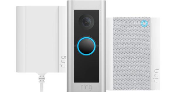Ring Video Doorbell Pro Plugin + Chime Gen. 2
