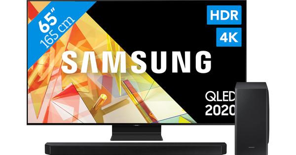 Samsung QLED 65Q95TC + Soundbar