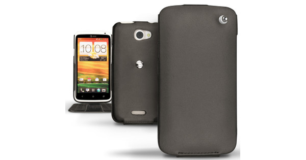 Noreve Tradition Leather Case Black HTC One X / Plus