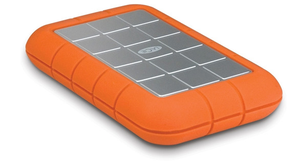 LaCie Rugged Triple 3.0 1 TB Duo Pack