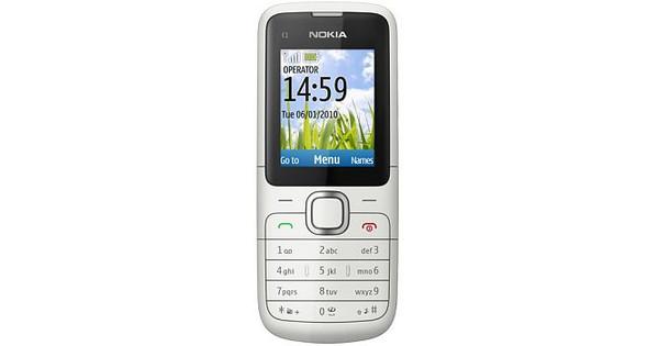 Nokia C2-01 Prepaid T-Mobile Grey