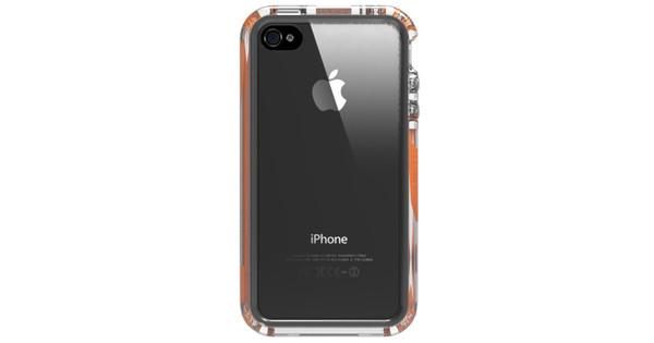 on sale 54940 2c55a Tech21 Impact Bumper Apple iPhone 4 / 4S Transparant