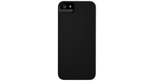 23a2cb3d953 Case-Mate Barely There Black Apple iPhone 5/5S/SE - Coolblue - Voor ...