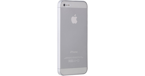Ozaki O!coat 0.3 Jelly Apple iPhone 5 / 5S Transparant