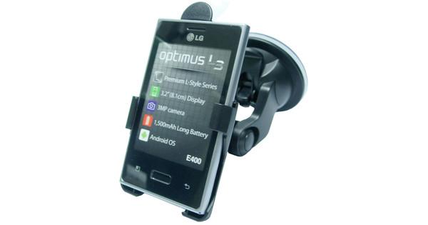 Haicom Car Holder LG Optimus L3 HI-221+Thuislader