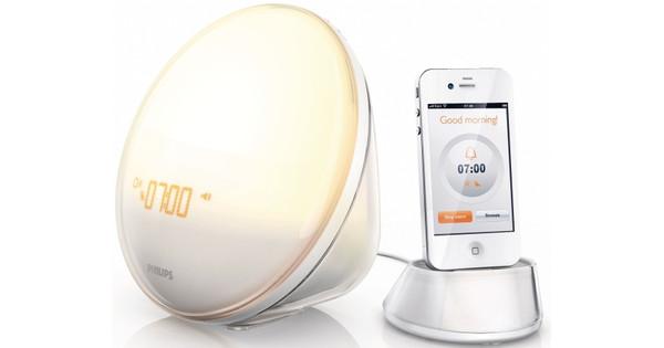 Philips Wekker Licht : Philips wake up light hf3550 coolblue voor 23.59u morgen in huis