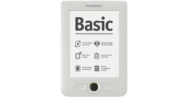 PocketBook eReader 613 + Thuislader