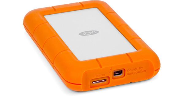 LaCie Rugged Thunderbolt SSD 120 GB