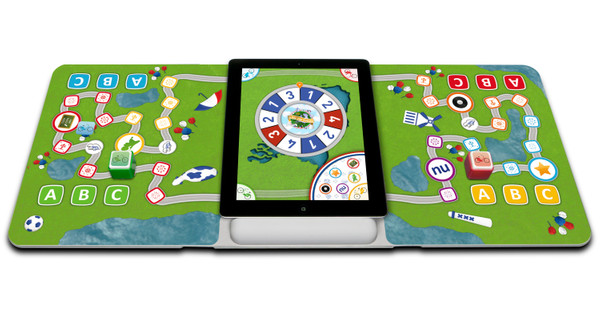 Gamechanger Multiplayer Game Board voor iPad